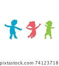 kids concept vector illustration 74123718