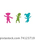 kids concept vector illustration 74123719