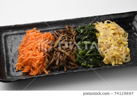那慕爾韓國料理 74129697