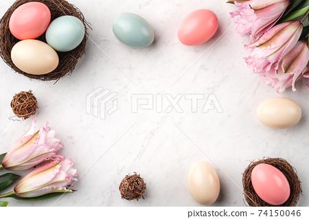 Easter eggs lily lily lily Easter eggs lily イースターエッグ 74150046