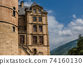 Medieval Palace Chateau de Vizille in Alps 74160130