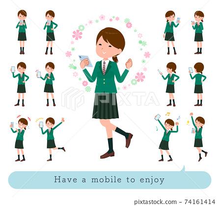 學生 高中生 女生 74161414