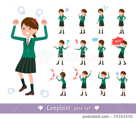 學生 高中生 女生 74161430
