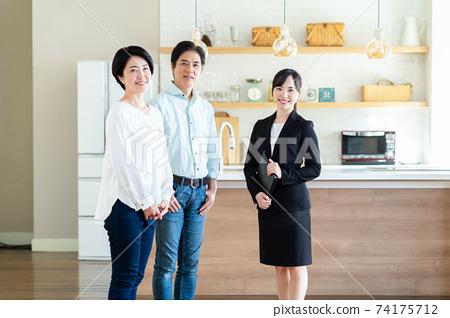 已婚夫婦業務夫婦中間生活保險金融 74175712
