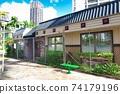 夏威夷威基基的一家商店因新的冠狀病毒的影響而關閉 74179196