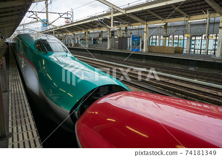 東北新幹線秋田新幹線連接 74181349