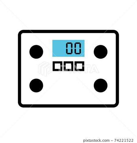 消費電子產品圖標 74221522