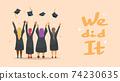 Graduation Congratulations 74230635