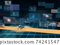 Investment / transaction image Flowing screen 74241547