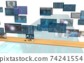 Investment / transaction image Flowing screen 74241554