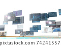 Investment / transaction image Flowing screen 74241557