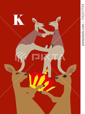 袋鼠踢 74257754