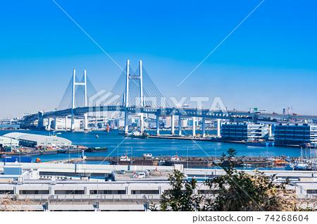 橫濱灣大橋 74268604