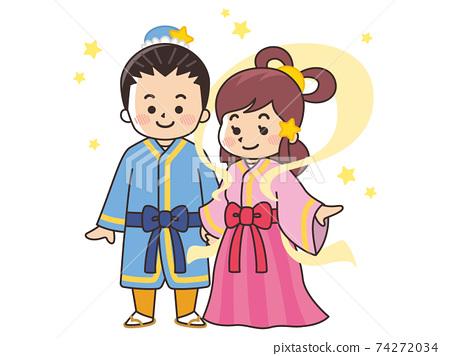 Orihime Tanabe和間諜明星 74272034