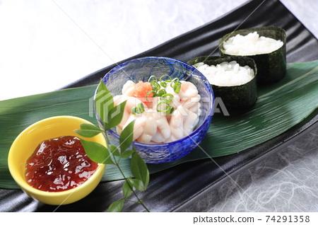銀鱈魚壽司 74291358