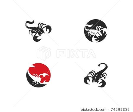 Scorpion Logo Template 74293855