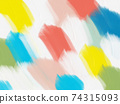 油畫背景圖案抽象 74315093