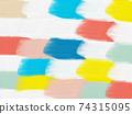 油畫背景圖案抽象 74315095
