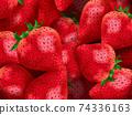 草莓草莓草莓水果圖 74336163