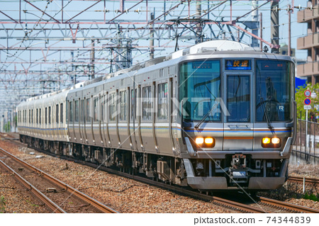223 series 2000 series + 221 series combined formation 74344839