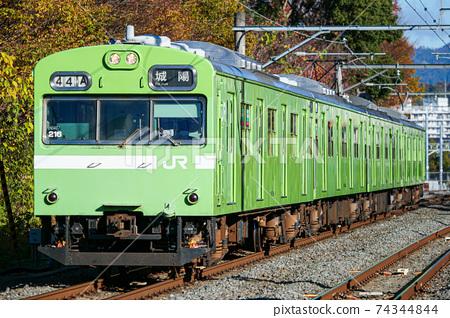 Nara Line 103 series 74344844