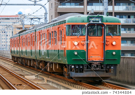 Series 115 Shonan color 74344884