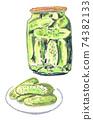 pickles 74382133