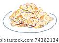 Potato chips 74382134