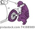 輪胎改變 74388989