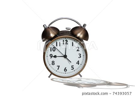 9 o'clock alarm clock 74393057