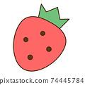 딸기 74445784