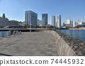 Yokohama Minatomirai District Elephant Nose Park 74445932
