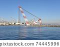 Large salvage ship 74445996