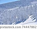 冬天的藏王風景 74447862