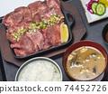 일본 요리 · 소고기 정식 74452726