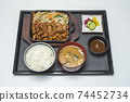 일본 요리 · 호르몬 구이 정식 74452734