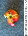 Sliced apple 74463972