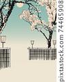 """月月吉俊(Yoshitoshi Tsukioka)月球的一百個方面"""" Yukaku"""" Kuruwa no Tsuki 74465908"""