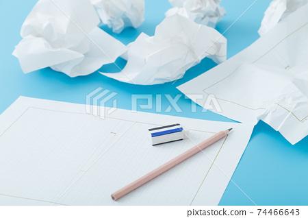 文件紙和書寫工具 74466643