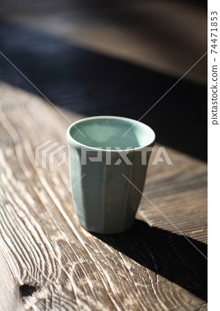 Korean traditional style cup 74471853