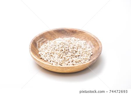 燕麥,燕麥,燕麥,健康成分,圖像材料 74472693