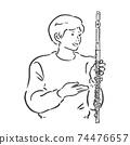 一個介紹長笛的男人 74476657