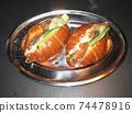 Mahi Mahi Sandwich 74478916