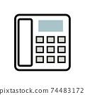 消費電子產品圖標 74483172