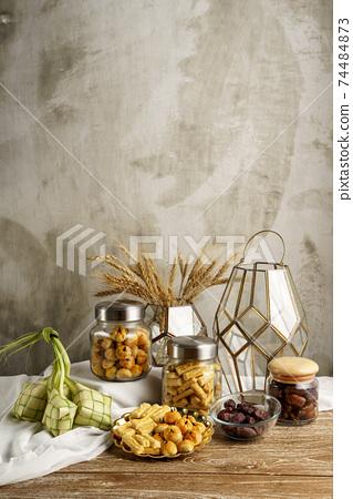 indonesian traditional ramadan snack 74484873
