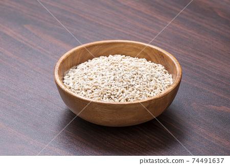 燕麥,燕麥,燕麥,健康成分,圖像材料 74491637