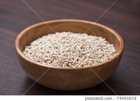 燕麥,燕麥,燕麥,健康成分,圖像材料 74491638