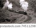 1969年花和線8620蒸汽機車重型火車岩手縣龍巖郡 74511298
