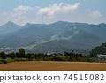 후라노의 풍경 74515082