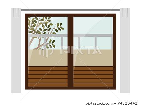 窗戶陽台內政 74520442